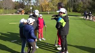 Mon école de golf : à Maison Blanche, on continue à jouer pendant l'hiver