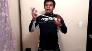 Como hacer un arma de defensa personal casera y como usarla / defensa personal con menos de 10 pesos