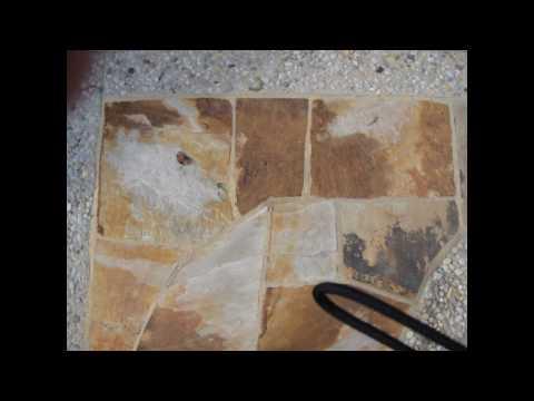 Types of Flagstone Patio Stone Video