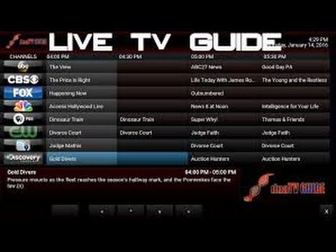 HOW TO INSTALL AND SET UP DNA TV GUIDE AND A FEW TIPS AND TRICKS. FREE LIVE TV GUIDE WORKING 2016!!