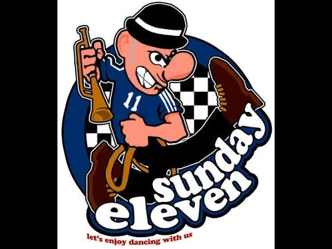 Sunday Eleven - Oh When The Blues Cover