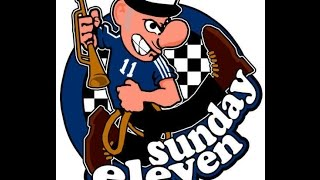 Sunday Eleven - Oh When The Blues Cover MP3