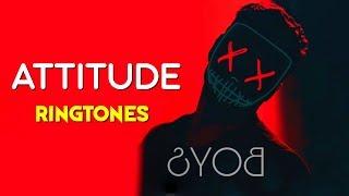 Top 5 Best Attitude Ringtones 2018   Download Now