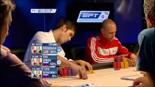 EPT Kiev Season 6 (EPT Kiev Sports Poker Championship) - Episode 1