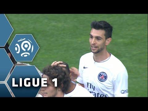 But Javier PASTORE (63') / OGC Nice - Paris Saint-Germain (1-3) -  (OGCN - PSG) / 2014-15