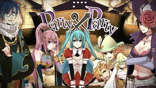 【ボカロ6人】Party×Party 中文字幕【超パ3テーマ曲】