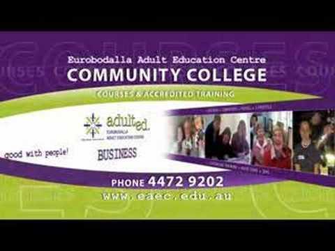 Eurobodalla Adult Education Centre