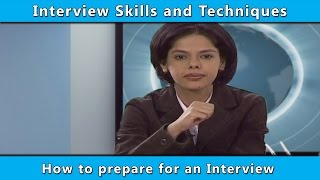 How to Prepare For an Interview | interview question and answers | successful job interview tips