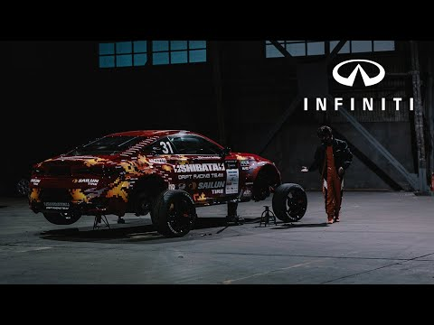 Behind the Scenes: 1,000HP INFINITI Q60