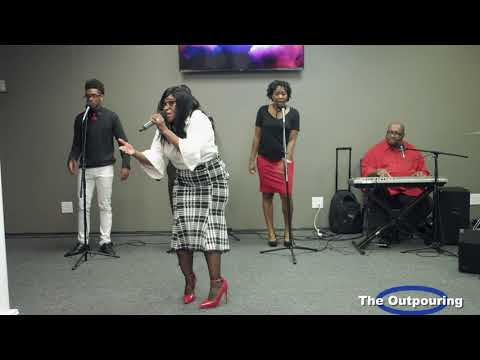 """The Outpouring """"Blessed Assurance"""""""