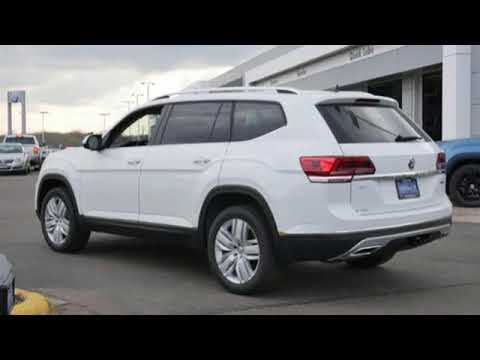 New 2019 Volkswagen Atlas Saint Paul MN Minneapolis, MN #90723 - SOLD