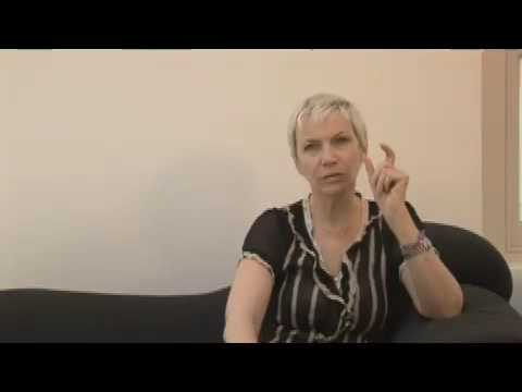 Annie Lennox - Video Blog The Amnesty Arts Fund