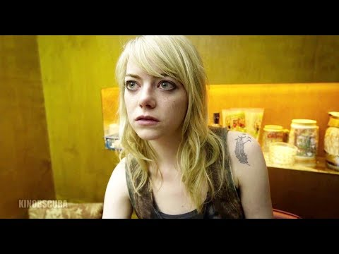 Birdman Or (The Unexpected Virtue Of Ignorance) (2014) - Emma Stone Pot Smoke