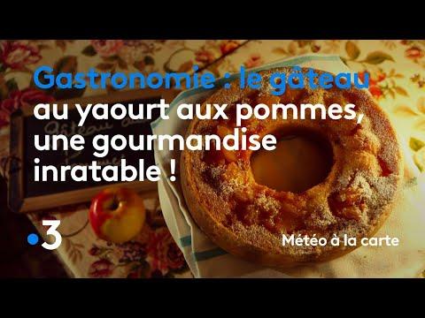 gastronomie-:-le-gâteau-au-yaourt-aux-pommes,-une-gourmandise-inratable-!---météo-à-la-carte