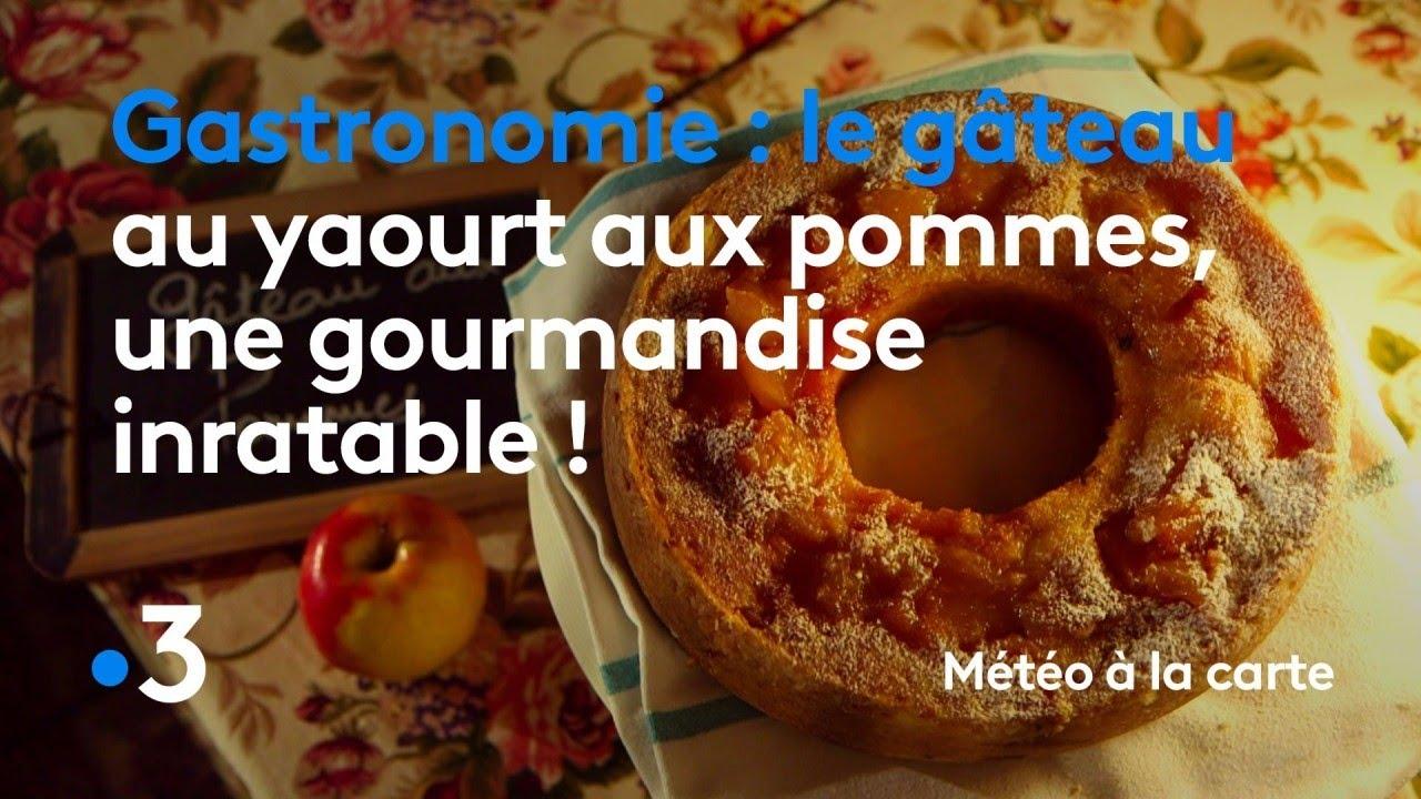 recette de meteo a la carte Gastronomie : le gâteau au yaourt aux pommes, une gourmandise