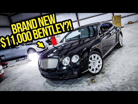 Heres How I Made My Dirty $11,000 Bentley Look BRAND NEW!!!