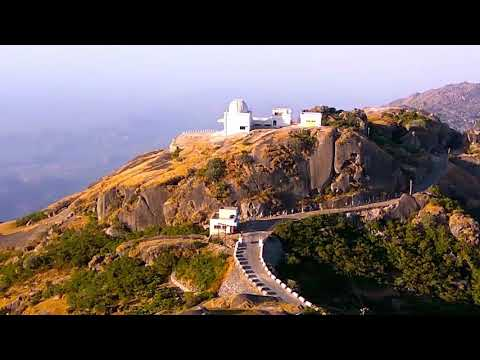 Mount Abu Hill Station Rajasthan , India tourism / माउंट अबू पर्यटन - राजस्थान