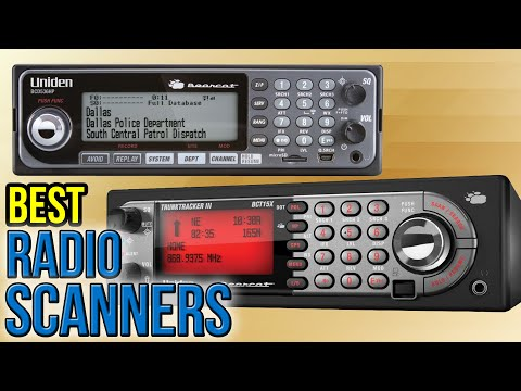 9 Best Radio Scanners 2017