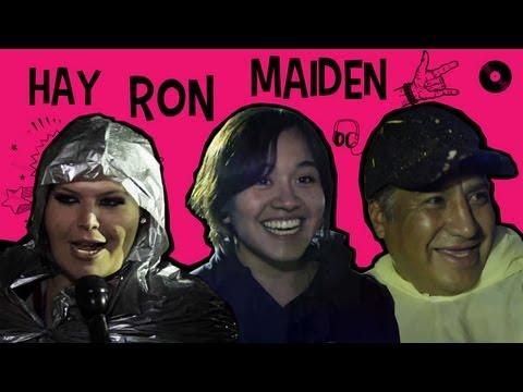 IRON MAIDEN (HAY RON MAIDEN)
