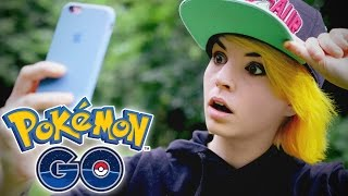 POKEMON GO IN REAL LIFE thumbnail