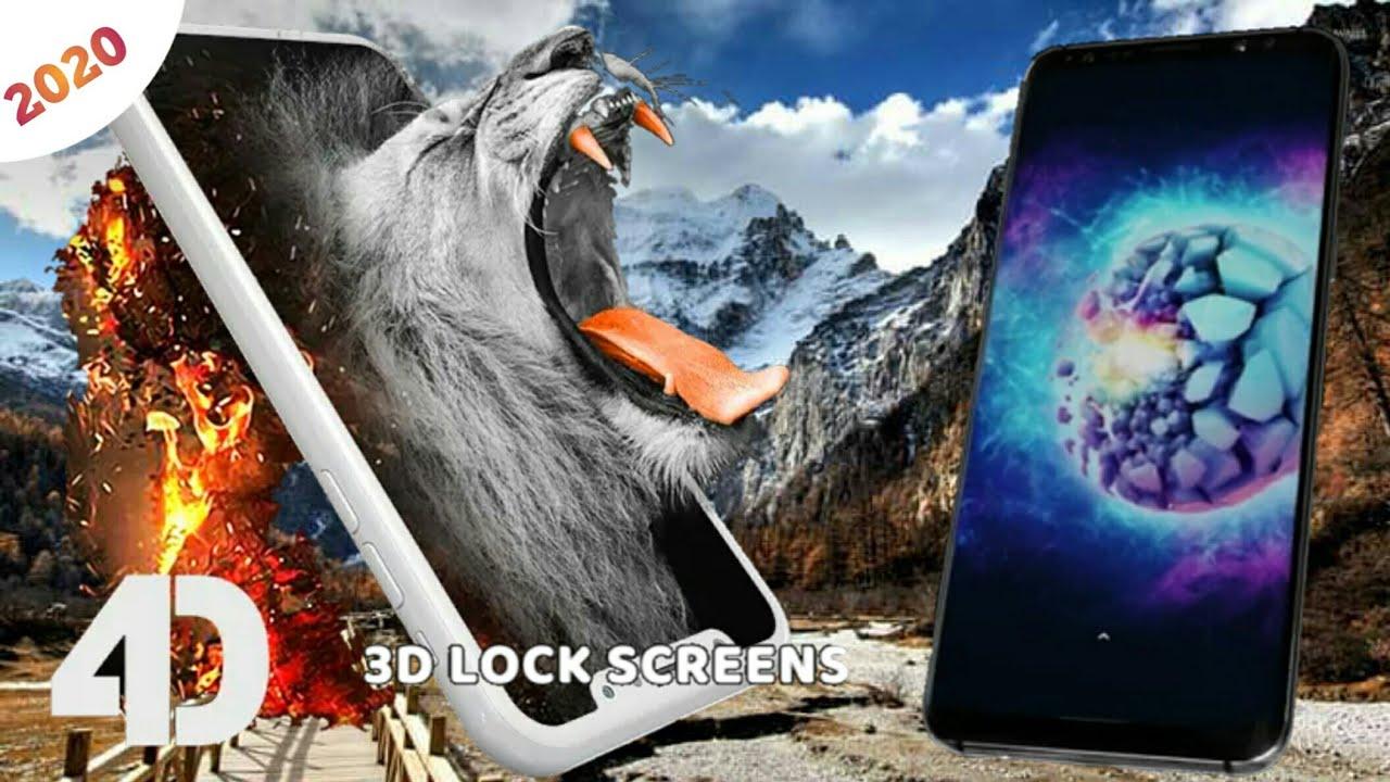 Live Wallpaper 4K, Backgrounds 3D/HD - Pixel 4D Now 2020 ...