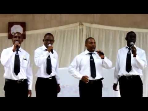 Spiritual Song : Jesus is Coming Back : By Shiloh Quartet Zambia