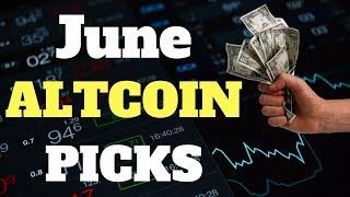 Top 5 Altcoin Breakout Picks June 2018 Binance