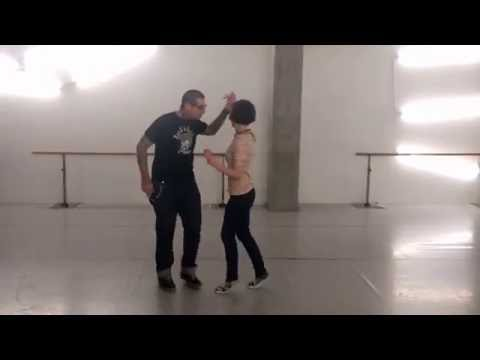 Rockabilly '50 Jive Dance - Giulia&Sirio