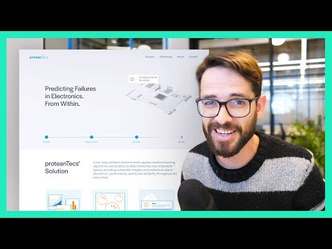 Web Design Process: B2B Startup Case Study