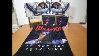 Slipknot Limited Edition Discography Part 2 (Inc. We Are Not Your Kind)