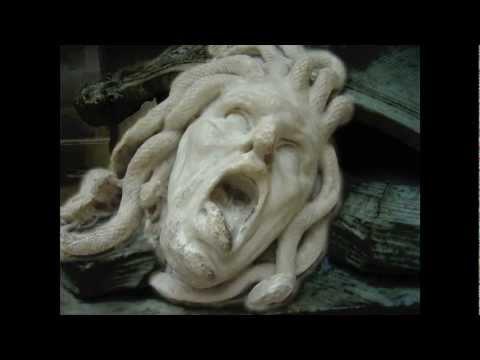 The Head of Medusa (Photoshop Reconstruction)