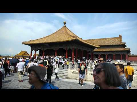 FORBIDDEN CITY AND TIANANMEN SQUARE