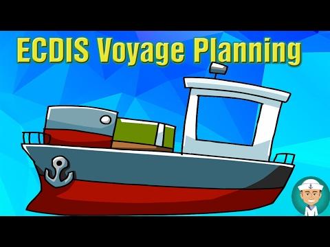 ECDIS Voyage Planning