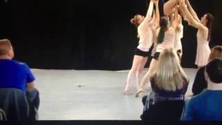 A Place To Rest: Samantha Gabriel Choreography