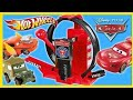 Hot Wheels Split Speeders Blade Raid Track Set & Disney Cars Toys Lightspeed Loo |Toys Review & Kid