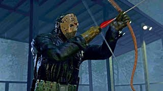 SINGLE PLAYER CHALLENGES (Strip Poker) - Friday the 13th The Game