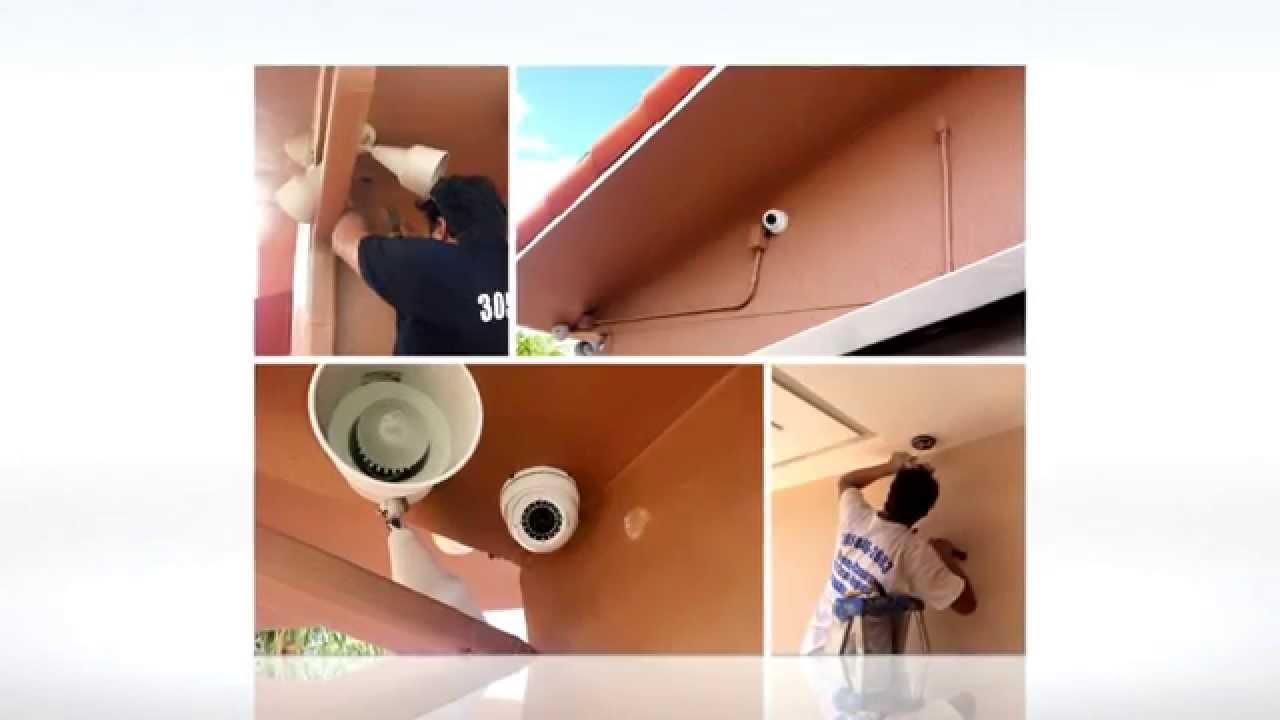 305 846 2683 camaras de vigilancia para casas negocios en miami homestead la florida youtube - Camaras para casa ...