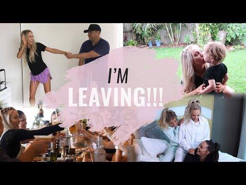 I'M LEAVING!!!