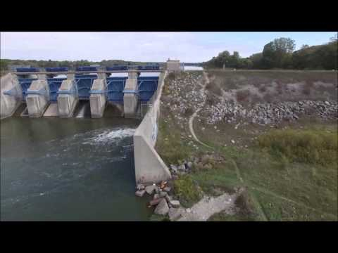 Pittock Dam Flight - Woodstock Ontario
