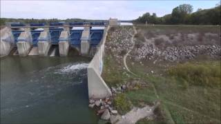 Pittock Dam Flight - Woodstock Ontario