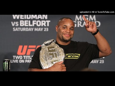UFC 192 Media Call: Daniel Cormier Takes Center Stage