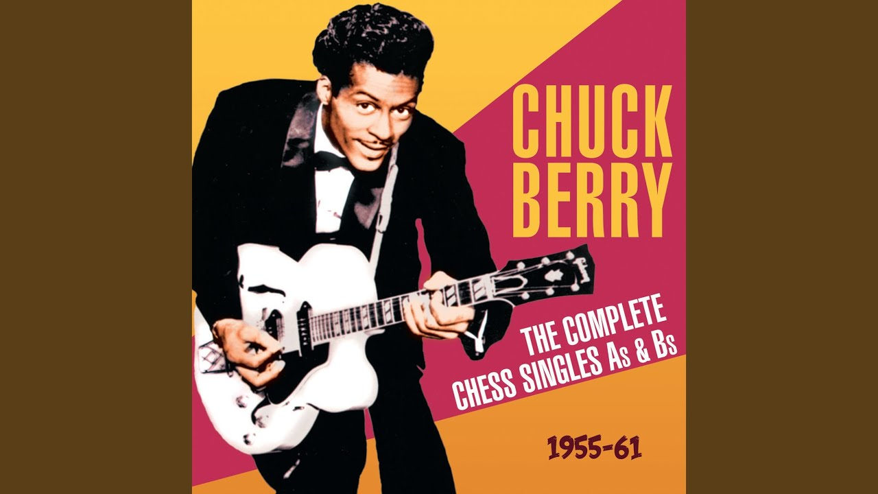 Chuck Berry Johnny B. Goode
