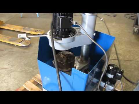 AES 1hp Flywheel Grinder Surfacer Engine Machine Shop W/ Coolant Pump
