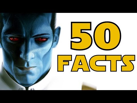 50 Facts From Thrawn - References, Easter Eggs, Legends Connections, and More!
