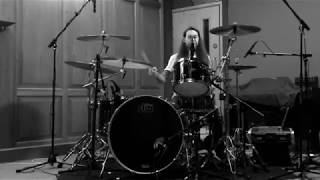 Drum tracking - remote recording session | Chris Allan