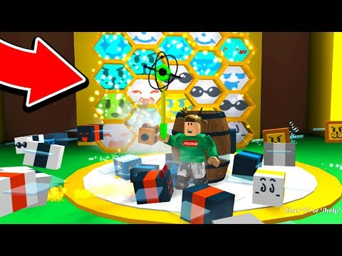 UNLOCKING ALL LEGENDARY BEES IN ROBLOX! (ROBLOX BEE SWARM SIMULATOR)