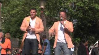 """WK 2010- Videoclip van """"Samen achter oranje"""", """"het la la lied"""""""