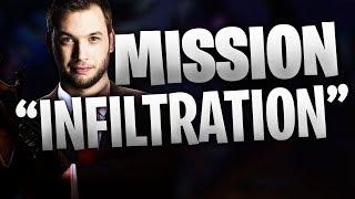 MISSION INFILTRATION ! (ft. Robi)