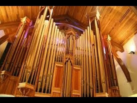Titanic song pipe organ