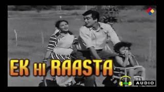Chali Gori Pi Se Milan Ko Chali | Ek Hi Raasta 1956 | Hemant Kumar